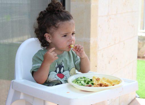healthy children's snacks