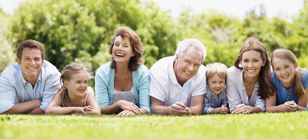 attachment between three generations