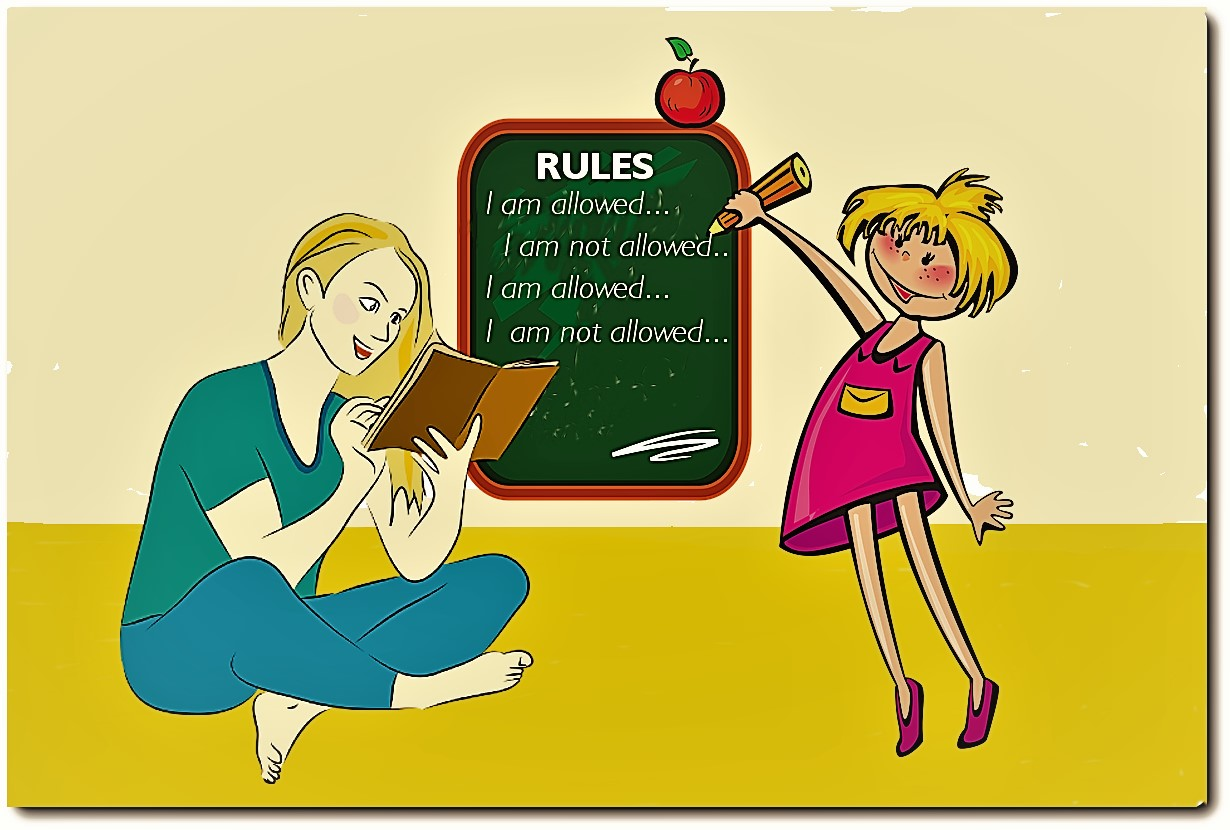 rules for disciplining a child with ADHD