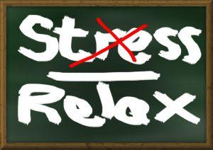 relax no pregnancy stress